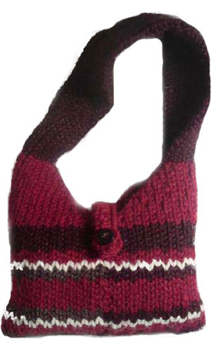 Free Knitting Pattern: Wool-Ease® Harry Potter Wizard Scarf